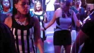 """""""Blurred Lines"""" Denver Soul Line Dance"""
