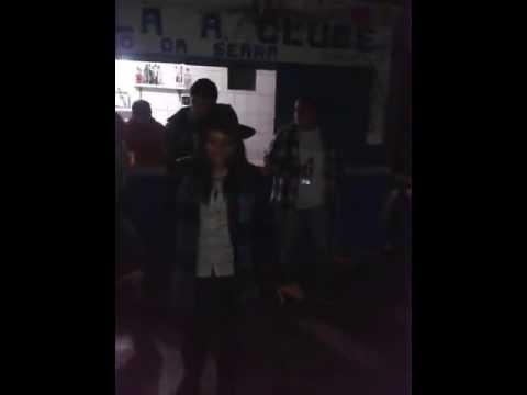 Laykal dançando Show Das Poderosas! [Arraiá dos Embrasa 2013]
