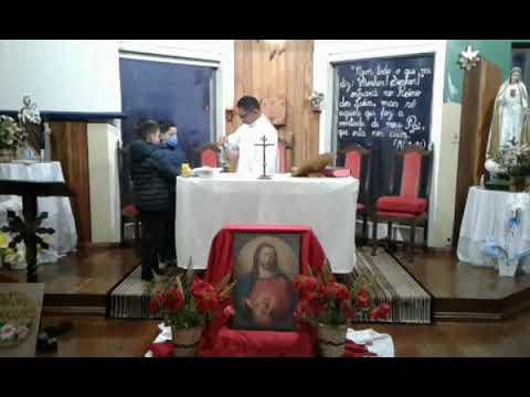 Santa Missa | 12.06.2021 | Sábado | Padre Francisco de Assis | ANSPAZ