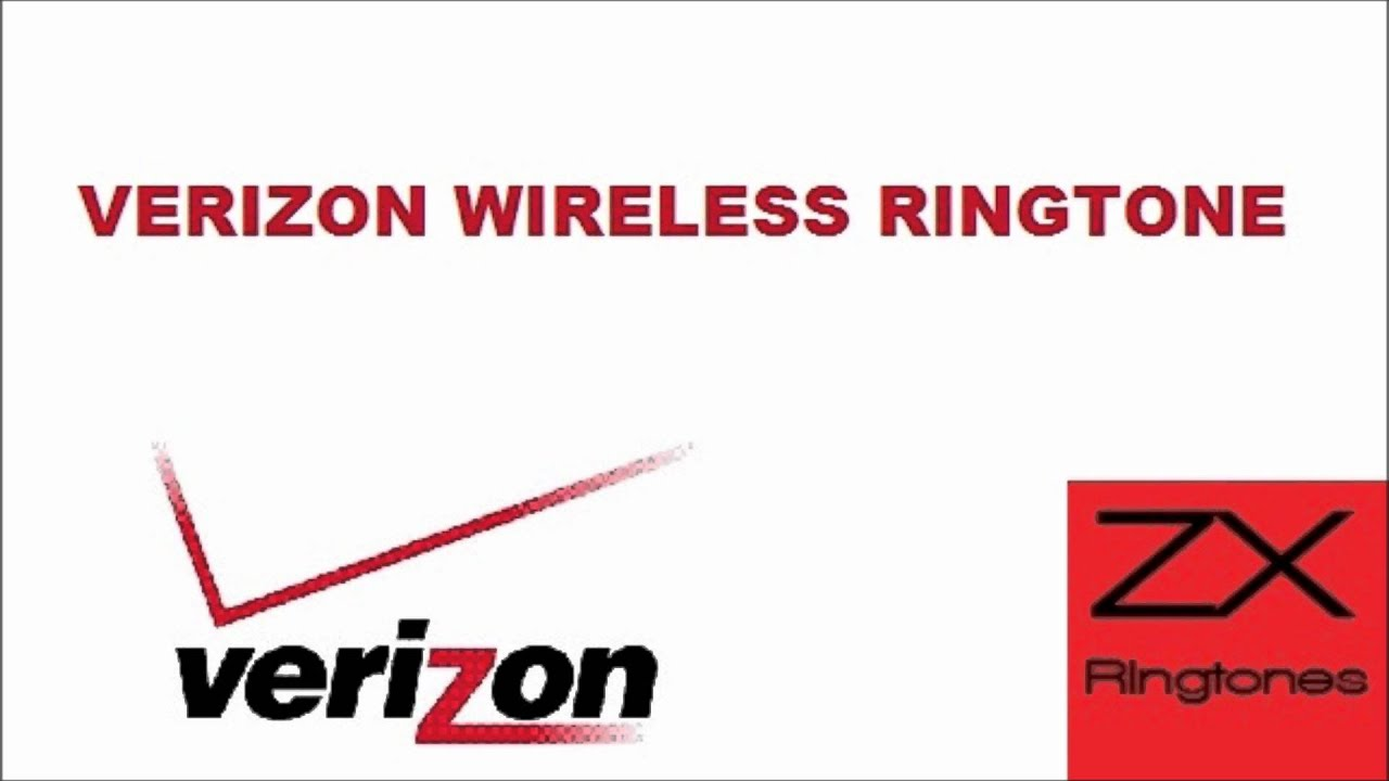 verizon ringtone: