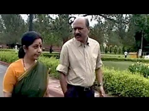 Walk The Talk: Sushma Swaraj (Aired: May 2006)