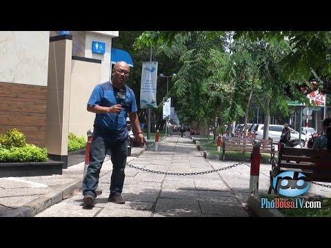Những sợi xích oan nghiệt ở công viên 23/9, quận 1, Sài Gòn
