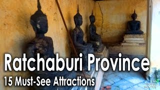 Ratchaburi Province Travel Videos