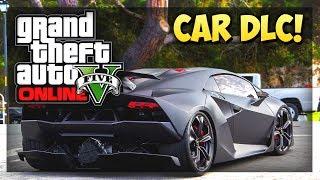 GTA 5 DLC: NEW Rare Car DLC! What The Massacro, Zentorno