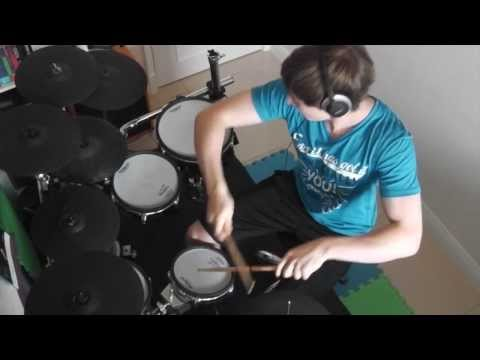 Pierce The Veil - King For A Day (feat Kellin Quinn) (Drum Cover)