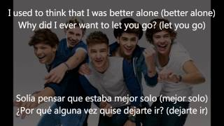 Rock Me One Direction (Lyrics / Letra) Español E