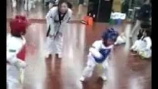 The Most Intense Taekwondo Fight Ever