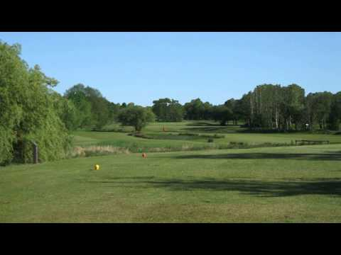 Southwood golf club Fleet Hampshire