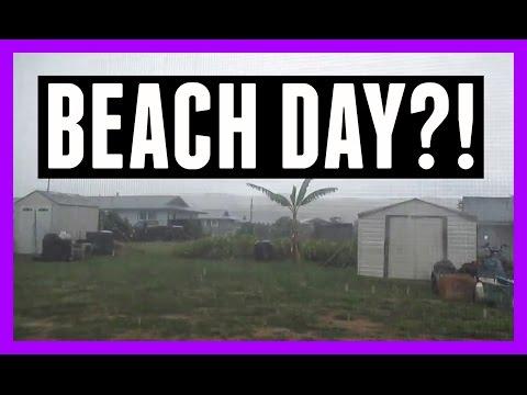 BEACH DAY? - October 4, 2014 | Ki Vlogs