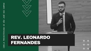 Rev. Leonardo Fernandes