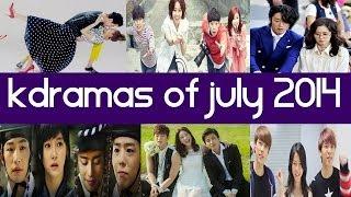 Top 7 New 2014 Korean Dramas [ July ] Top 5 Fridays