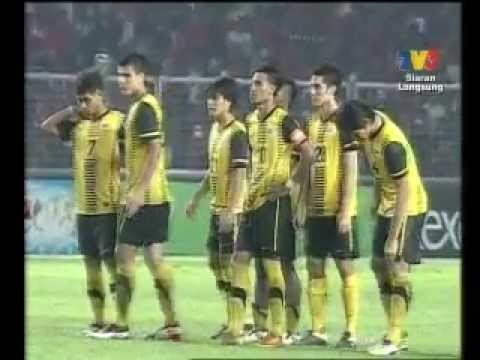 Malaysia vs Indonesia Final Sea Games 2011