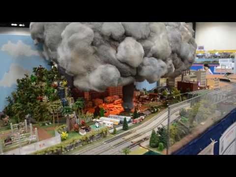 National Model Railroad Association Train Show - July 09, 2016