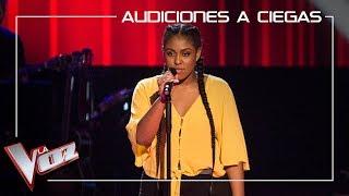Linda Rodrigo canta 'Issues' | Audiciones a ciegas | La Voz Antena 3 2019
