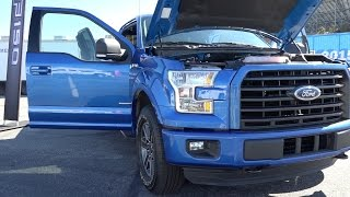 2015 Ford F150 2.7L EcoBoost V6 Twin Turbo