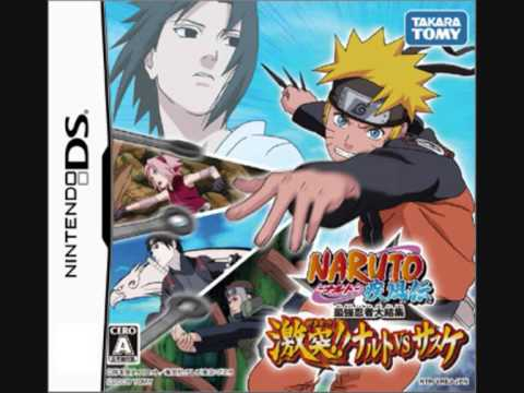 Naruto Games For GBA and DS