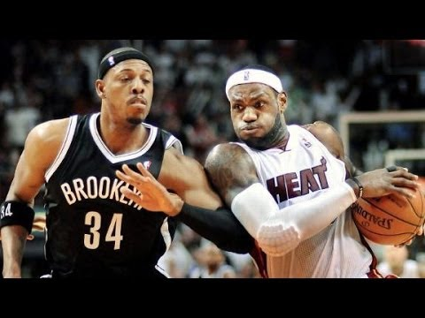 Brooklyn Nets vs Miami Heat 2014 NBA Playoffs