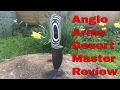 Knife review Desert Master by Anglo Arms Is it worth it
