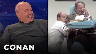 Tim Conway Made Harvey Korman Wet Himself in the Classic Dentist Sketch