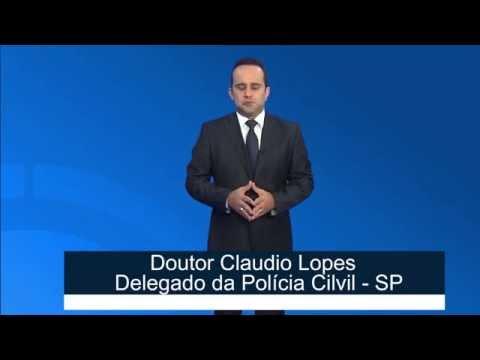 Delegado Claudio Lopes - Feminic�dio