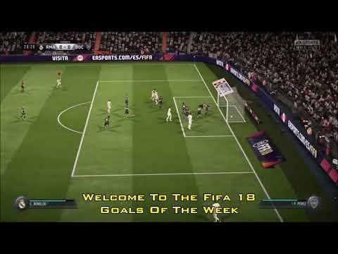 1#best goals of the week Fifa 18