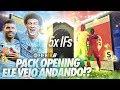ELE VEIO ANDANDO 5X INFORMS PACK OPENING FIFA 18 ULTIMATE TEAM
