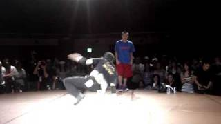 BC One Cypher Finals Dragon Vs Taisuke