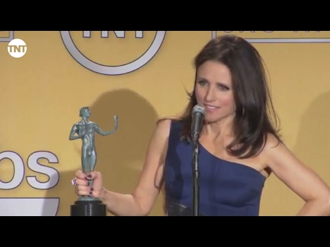 Julia Louis-Dreyfus | Press Room | SAG Awards