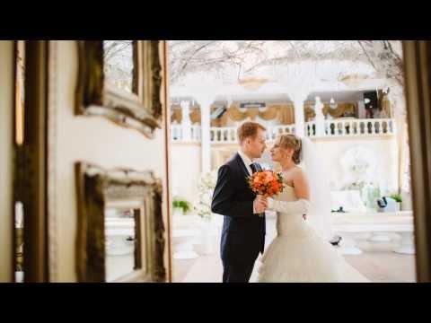 Александра и Алексей Cвадьба 22 августа 2013, апельсиновая свадьба организация и оформление