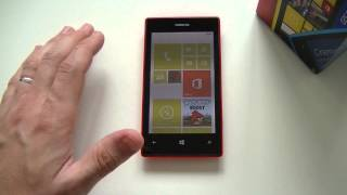 Test Du Nokia Lumia 520 Par Top-For-Phone.fr