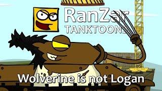 Tanktoon - Wolverine