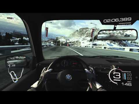 20140724 0623 Forza 5 BMW M3 B600 1991 @ Bernese Alps Festival Circuit vs 15 BEST