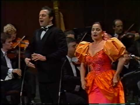 Teresa Berganza & Jorge Chaminé -