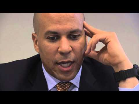 Cory Booker and Kirsten Gillibrand Facebook Chat