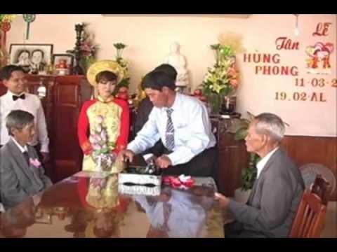 Đám Cưới Hùng Phong - Ngọc Yến 11-03-2012 (phần 2)