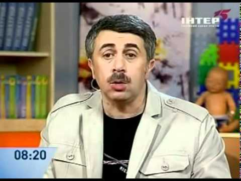 Босиком по травке: школа доктора Комаровского