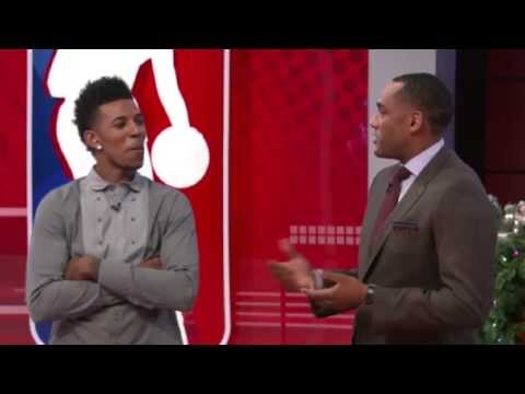GameTime: Swaggy P | Nick Young's Creative Style Ends! | December 15, 2013 | NBA 2013-14 Season