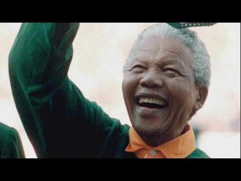 Nelson Mandela Tribute: Remembering South Africa's first black president