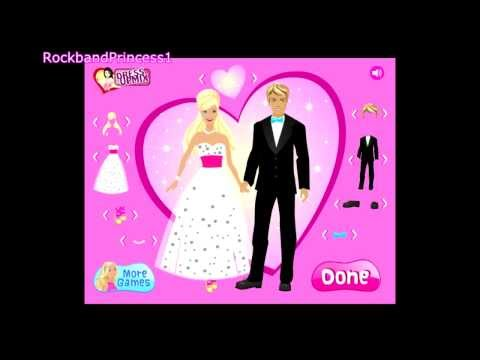 Barbie Games - Barbie and Ken Dress Up Game