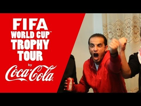 FIFA World Cup Trophy hits the Middle East
