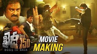 Khaidi-No-150-Movie-Making-Video