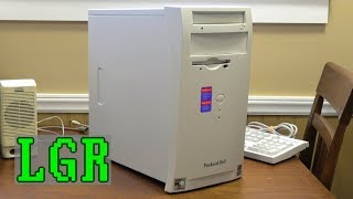 LGR - Restoring a 1998 Packard Bell Multimedia PC