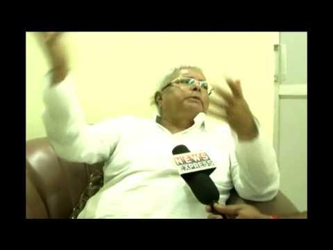Fodder scam case : Lalu Prasad Yadav records statement on Sunday
