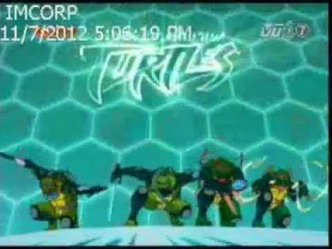 TodayTV - Bộ Tứ Ninja Rùa OST