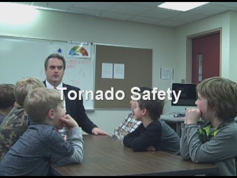 Severe Weather Awareness Week 2014: TornadoSafety