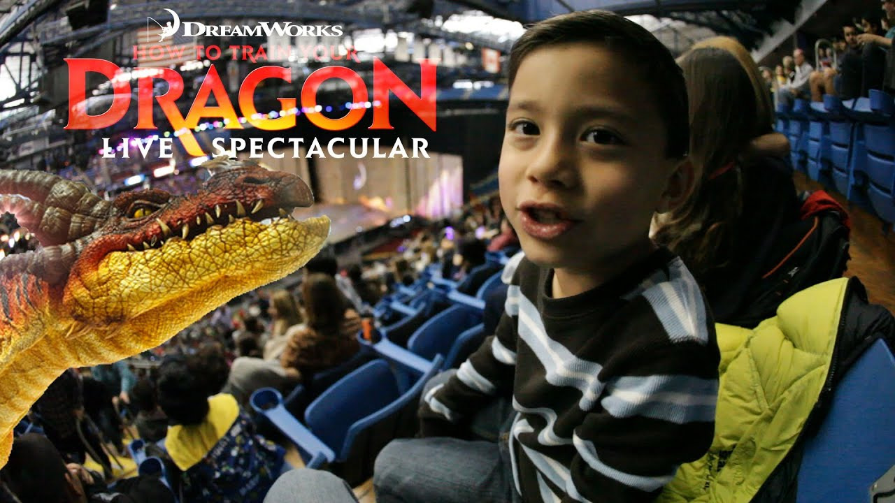 how to train your dragon live spectacular tour dates 2018