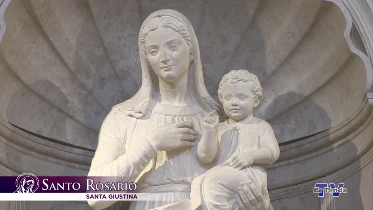 Santo Rosario - 3 maggio - Santa Giustina