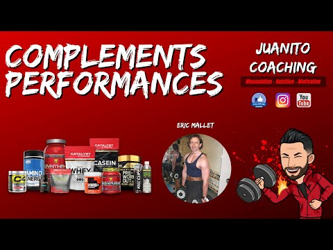 COMPLEMENTS PERFORMANCES : Avis d'expert ERIC MALLET & Juanito COACHING