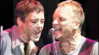 Robert Downey Jr & Sting Every Breath You Take