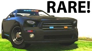 How To Find A Rare FIB Vehicle! GTA V Online Tips And